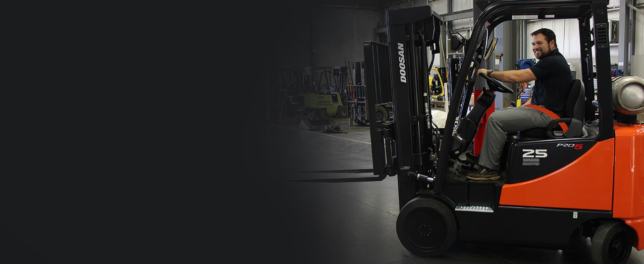 North and South Carolina Forklift Repair and Maintenance