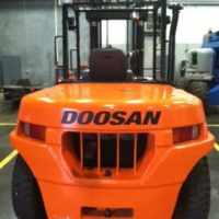 Used Forklift 2005 Doosan D70S-2 Thumbnail