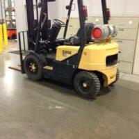 Used Forklift 2003 Doosan G20E Thumbnail