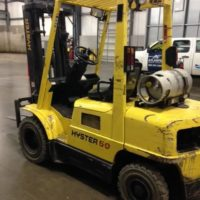 Used Forklift 2004 Hyster H50XM Thumbnail