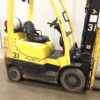 Used Forklift 2007 Hyster S50FT Thumbnail