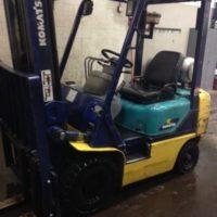 Used Forklift 2002 Komatsu FG18HT-16 Thumbnail