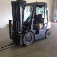 Used Forklift 2007 Doosan G25P-3 LP Forklift Thumbnail