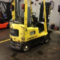 Used Forklift 2002 Hyster S30XM LP Forklift Thumbnail