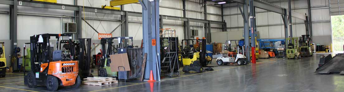 North And South Carolina Forklift Repair And Maintenance Services