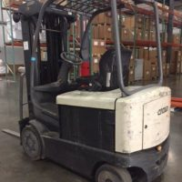 Used Forklift 2005 Crown Quad Mast FC4020-50 Thumbnail