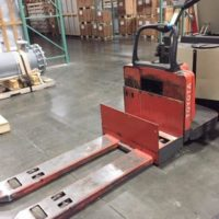 Used Forklift 2002 Toyota End Rider Thumbnail