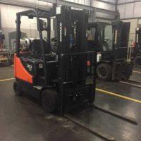 Used Forklift Doosan GC20E-5 Forklift Thumbnail