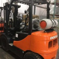 Pre-Owned Forklift 2009 Doosan G25 Thumbnail