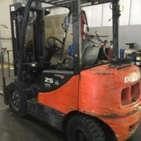 Used Forklift 2012 Doosan G25P Thumbnail