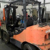 Used Forklift 2012 Doosan G35C Thumbnail