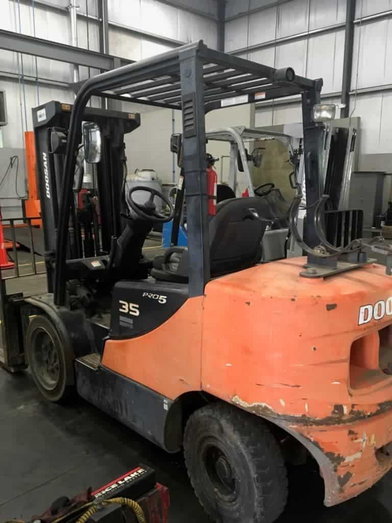 North And South Carolina Forklift Repair And Maintenance