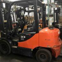 Used Forklift 2011 Doosan G33P-5 Thumbnail