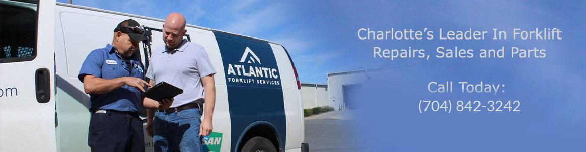 Charlotte North Carolina Forklift Repair Service And Parts