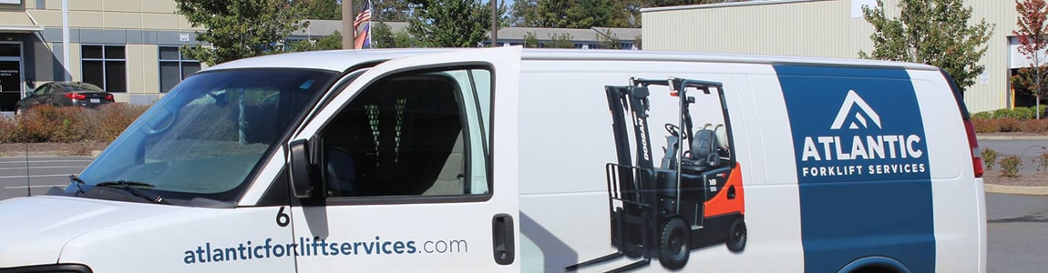 Forklift Repair, Parts, and Rental in Greenville, SC